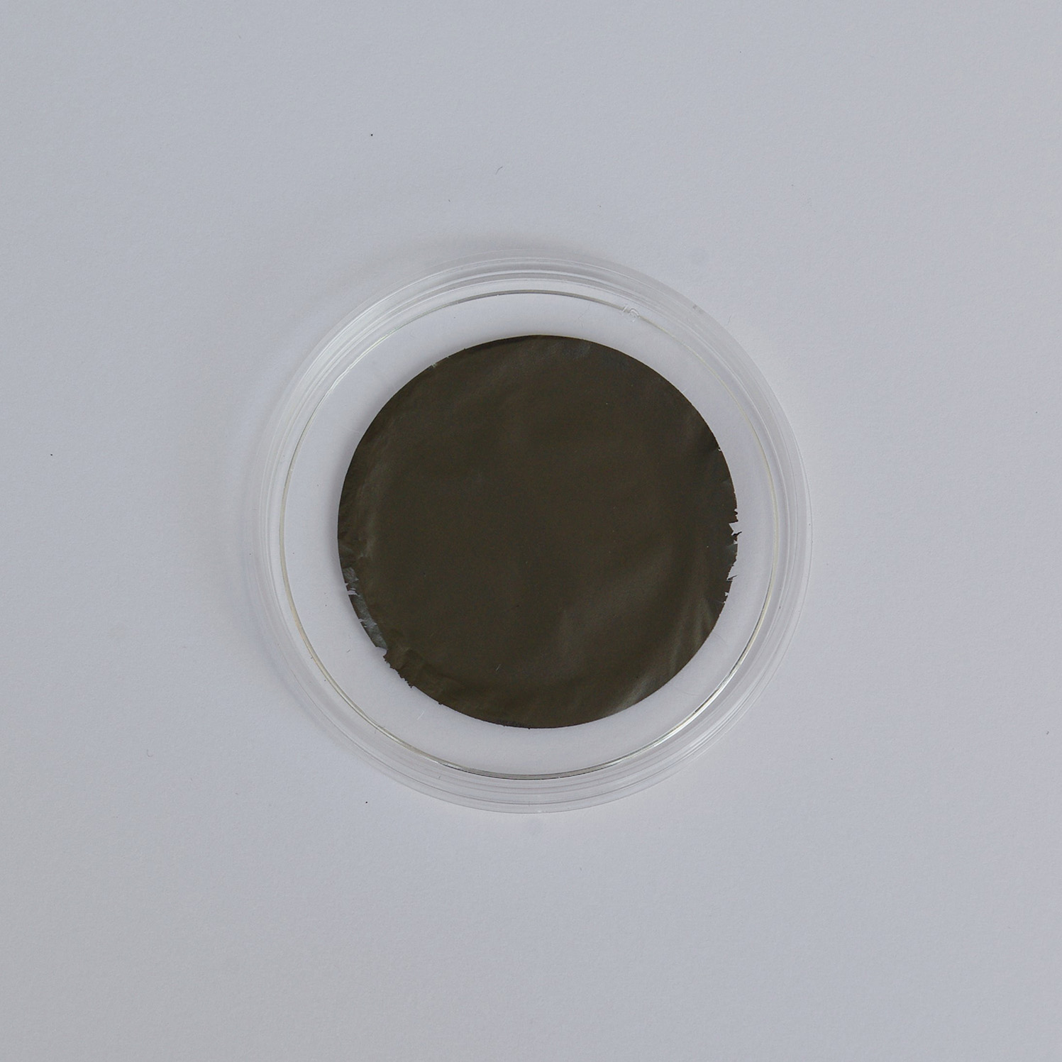 Reduced graphene oxide paper foil